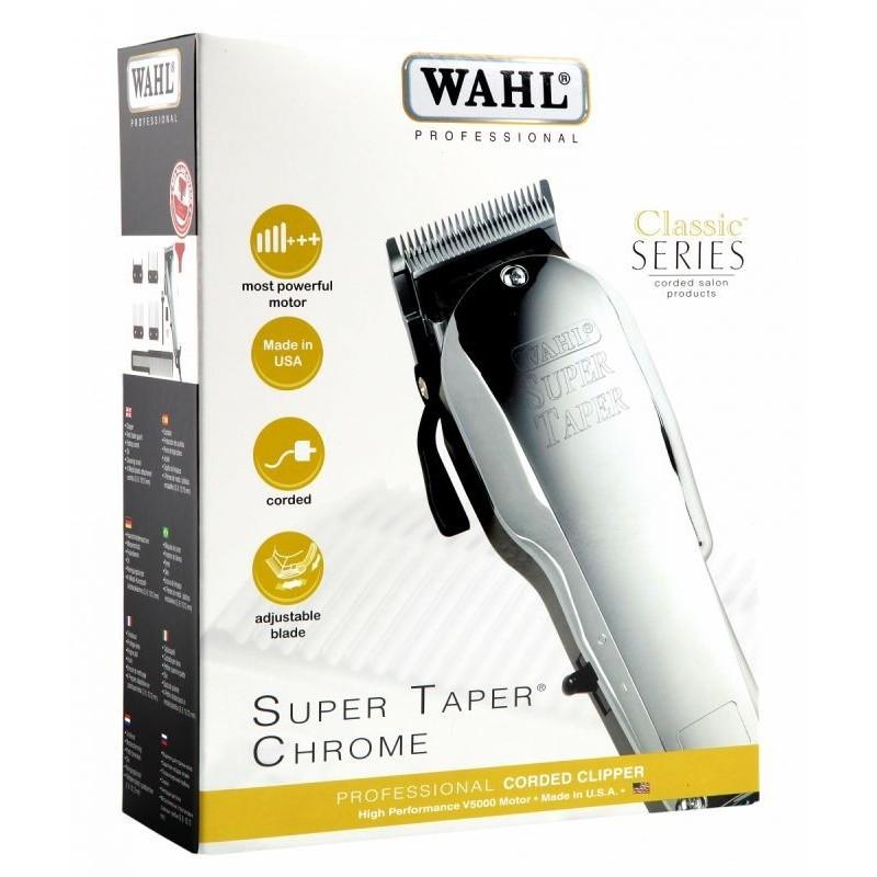 ماشين اصلاح وال مدل WAHL Super Taper Chrome